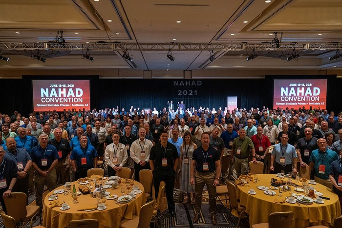 NAHAD Members Gather in Arizona for Long-Awaited Convention